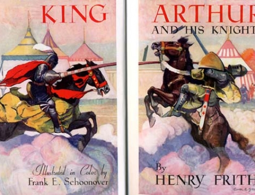 (1900a) King Arthur and His Knights