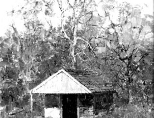 (2495c) Spring House at Beaver Valley