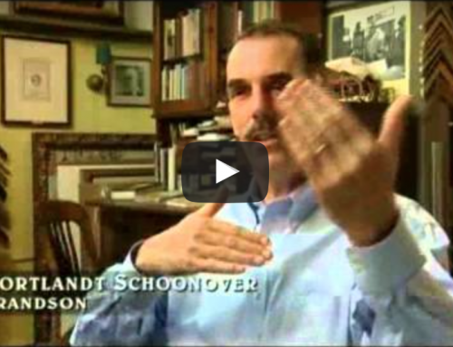 Frank E. Schoonover – A Long Life in Art – Part 3 – Howard Pyle