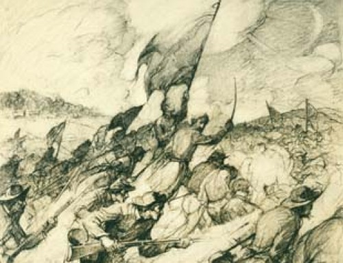 (2200s) – Pickett's Charge – Sketch
